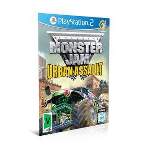 خرید بازی Monster Jam urban Assault مخصوص پلیاستیشن دو گردو تجریش اوین درکه ولنجک زعفرانیه