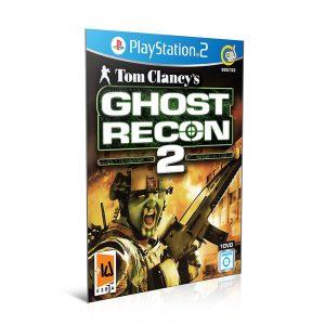 خرید بازی Tom Clancy's Ghost Recon 2 مخصوص پلیاستیشن ۲