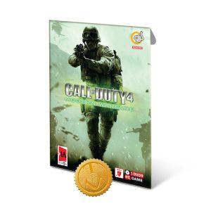 خرید بازی Call of Duty 4 Modern Warfare مخصوص کامپیوتر