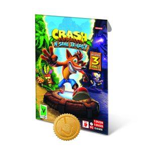 خرید بازی Crash Bandicoot N. Sane Trilogy برای کامپیوتر PC تجریش