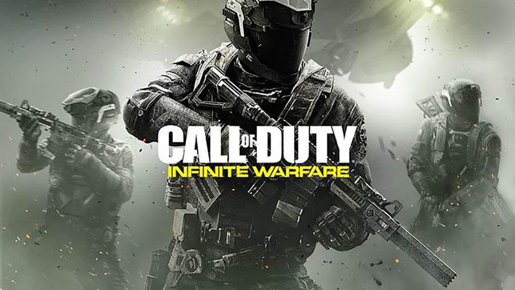 بازی call of duty infinite warfare سیزدهمین نسخه بازی کال اف دیوتی
