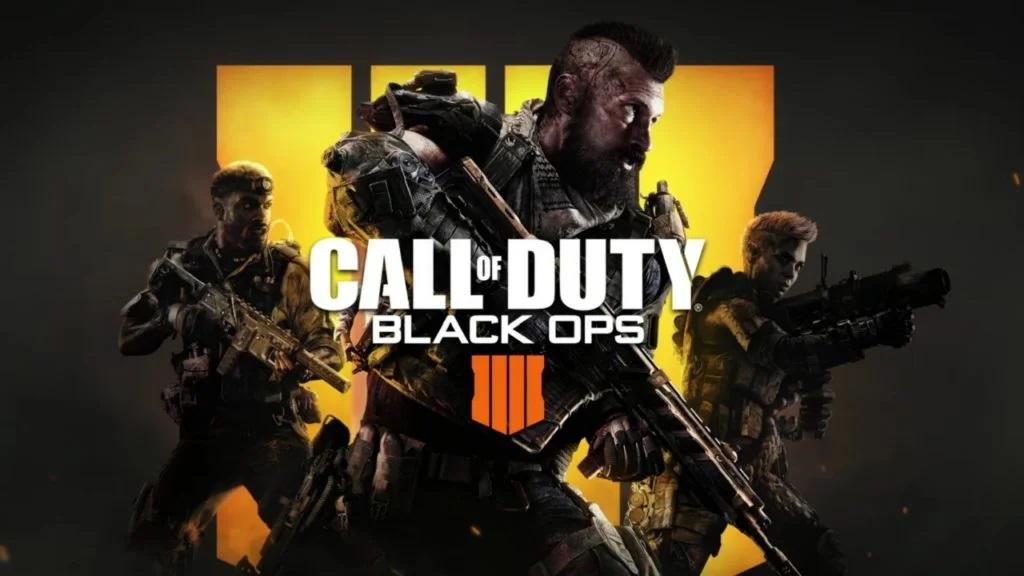 بازی 4 call of duty Black OPs پانزدهمین نسخه بازی کال اف دیوتی
