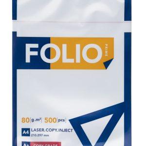 خرید Folio Prime A4 Paper Pack of 500