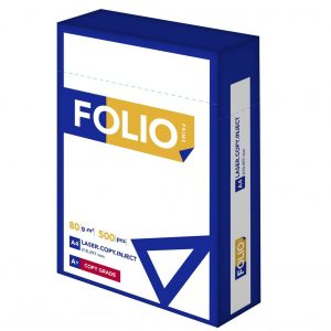 خرید کاغذ A4 فولیو پرایم +A بسته 500 برگ تجریش Folio Prime A4 Paper