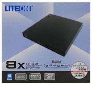 خرید درایو DVD اکسترنال لایتآن LITON ELAU108 تجریش