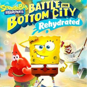 خرید بازی SpongeBoB SquarePants Battle For Bottom City برای PC تجریش